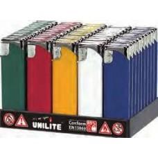 Αναπτήρες Unilite με πλατίνα
